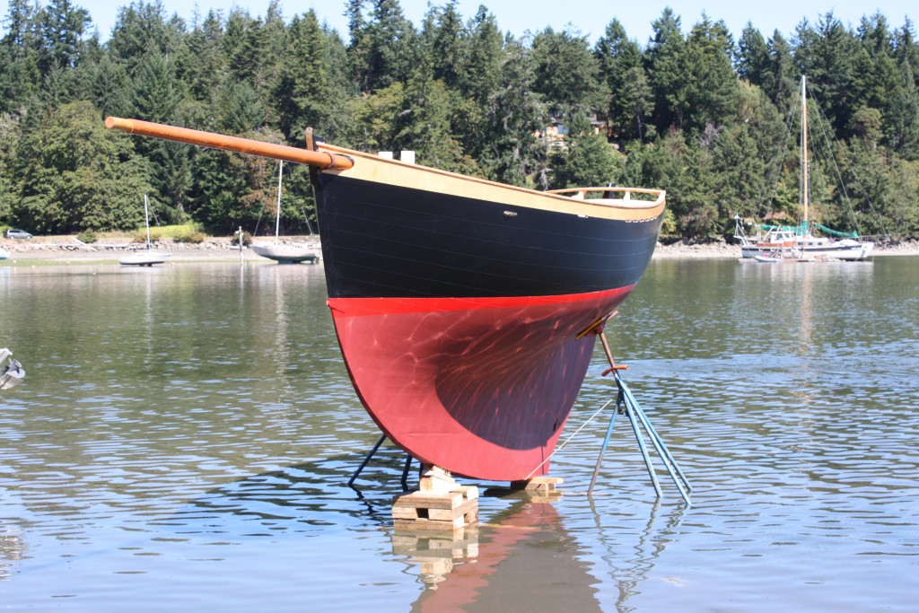 Purdon Cutter on launch day